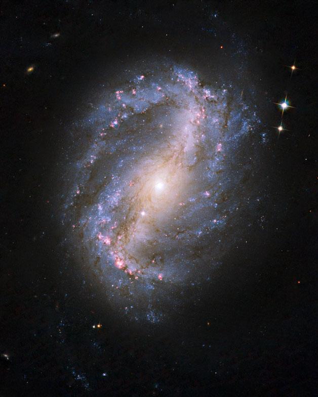 کهکشان مارپیچی